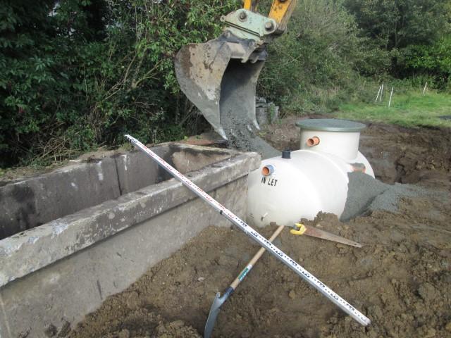 Septic Tank Repairs